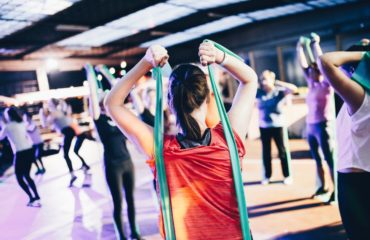 Fitness classes can be a great gift
